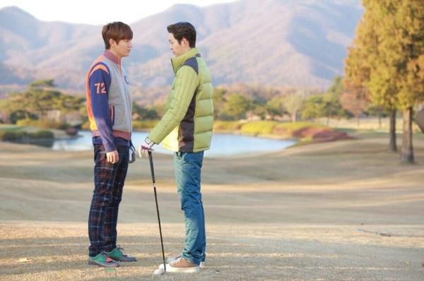 Park Shin Hye tựa đầu tình tứ trên vai Lee Min Ho 9