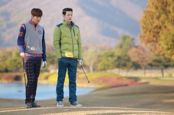 Park Shin Hye tựa đầu tình tứ trên vai Lee Min Ho 7