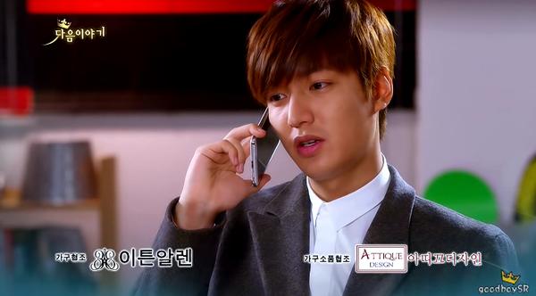 Park Shin Hye bị bố Lee Min Ho gửi đi... nước ngoài 4