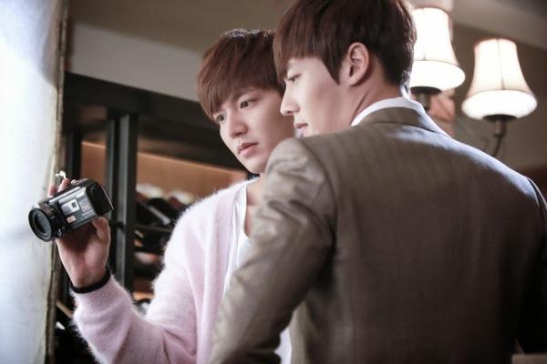 """""""Anh em"""" Lee Min Ho thân thiết trên phim trường """"The Heirs"""" 1"""