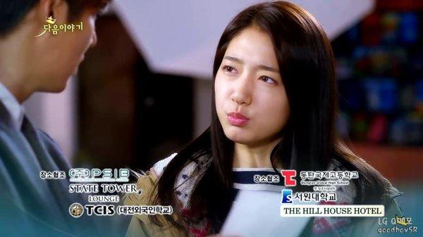 Park Shin Hye bị bố Lee Min Ho gửi đi... nước ngoài 1