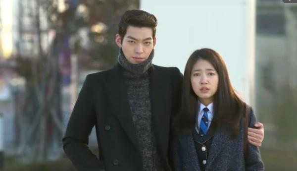 Chuyện tình Lee Min Ho - Park Shin Hye bị gia đình phát hiện 3