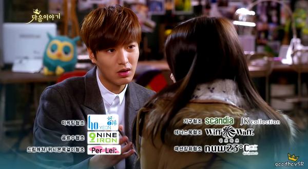 Park Shin Hye bị bố Lee Min Ho gửi đi... nước ngoài 2