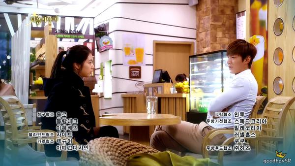 Park Shin Hye bị bố Lee Min Ho gửi đi... nước ngoài 3