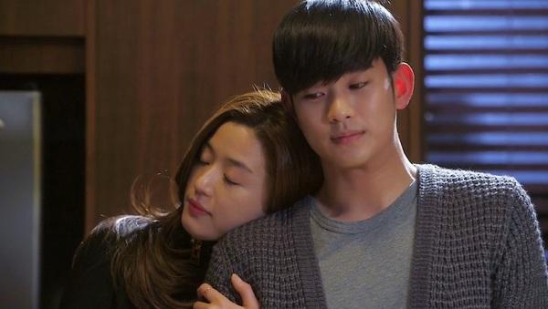 Kim Soo Hyun càn quét 10 BXH với nhạc phim