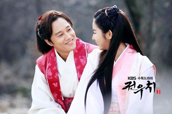 Những tạo hình cổ trang mất điểm của nam diễn viên Hàn 5
