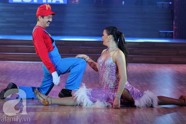 Ngọc Quyên chia tay Bước nhảy hoàn vũ trước thềm chung kết 9