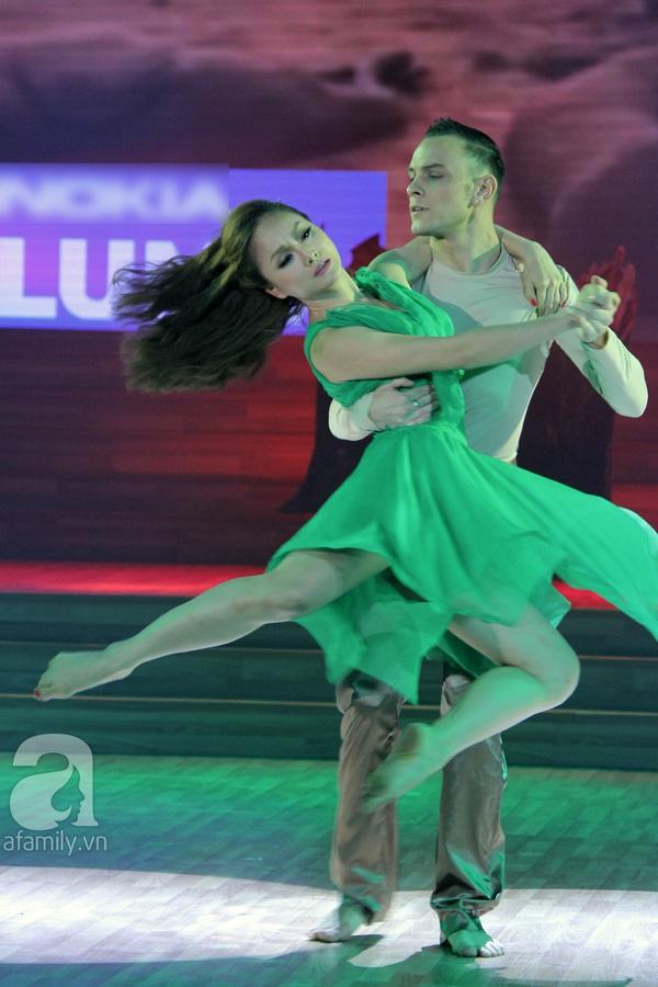 Ngọc Quyên chia tay Bước nhảy hoàn vũ trước thềm chung kết 6