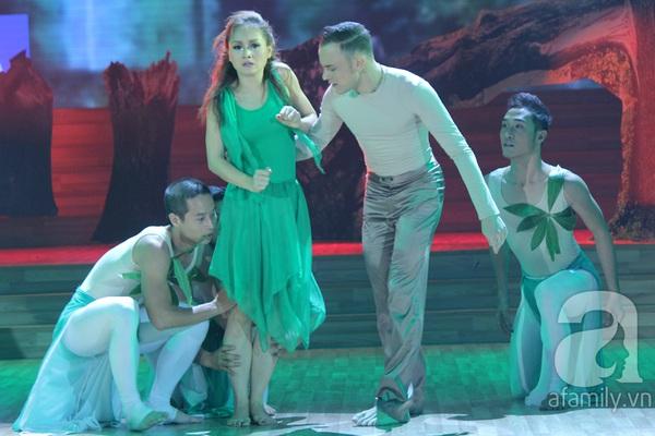 Ngọc Quyên chia tay Bước nhảy hoàn vũ trước thềm chung kết 7