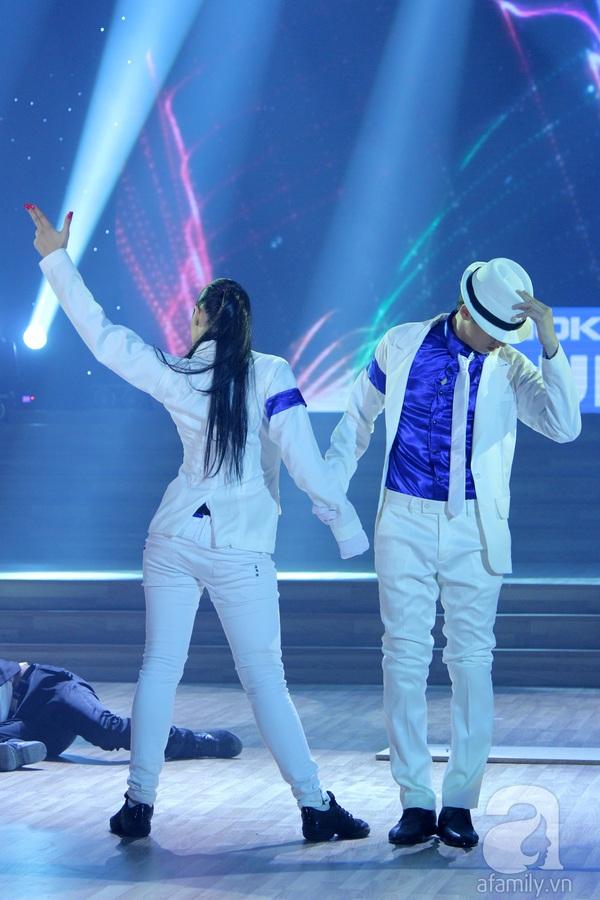 Ngọc Quyên chia tay Bước nhảy hoàn vũ trước thềm chung kết 16