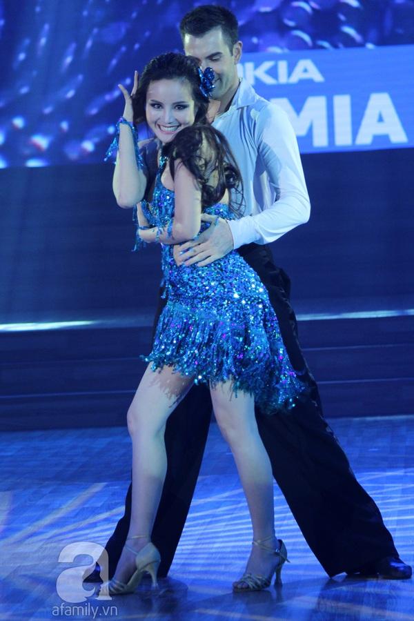 Ngọc Quyên chia tay Bước nhảy hoàn vũ trước thềm chung kết 19