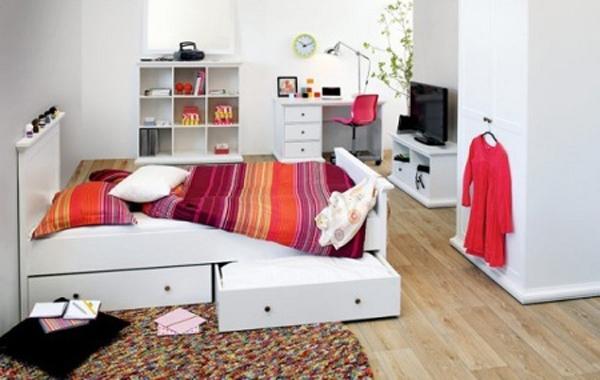 6 giải pháp tận dụng đồ nội thất thành nơi lưu trữ đồ đạc 5