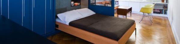 Những thiết kế giường ngủ độc và tiết kiệm diện tích  14