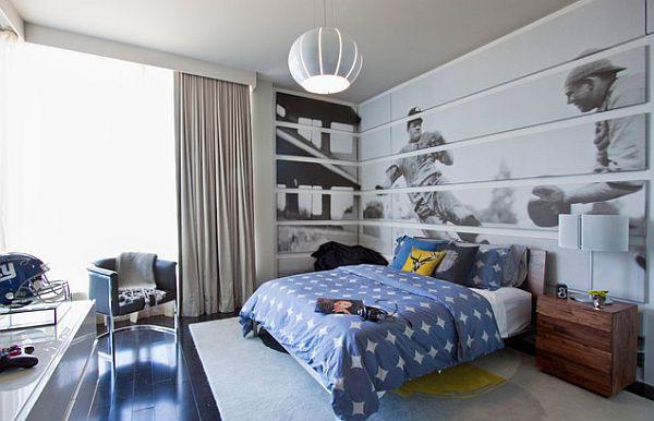 Tư vấn giúp mẹ cải tạo phòng ngủ ngăn nắp cho con trai 3