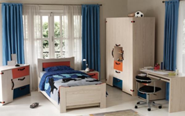 Tư vấn giúp mẹ cải tạo phòng ngủ ngăn nắp cho con trai 4
