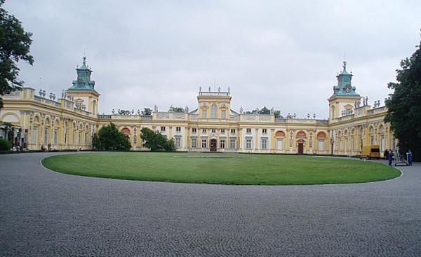 Kết quả hình ảnh cho Cung điện Wilanow
