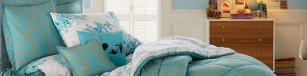 Bài trí phòng ngủ hoàn hảo với màu ngọc lam 9