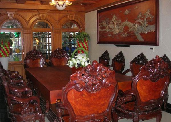 Ngắm những dinh thự hoành tráng của đại gia Việt 30