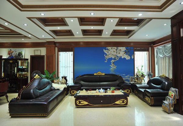 Ngắm những dinh thự hoành tráng của đại gia Việt 40