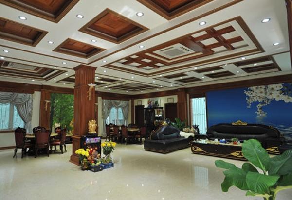 Ngắm những dinh thự hoành tráng của đại gia Việt 41