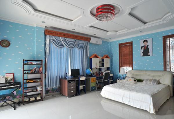 Ngắm những dinh thự hoành tráng của đại gia Việt 44
