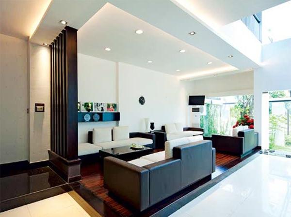Ngắm những ngôi nhà đẹp như mơ của sao Việt 28