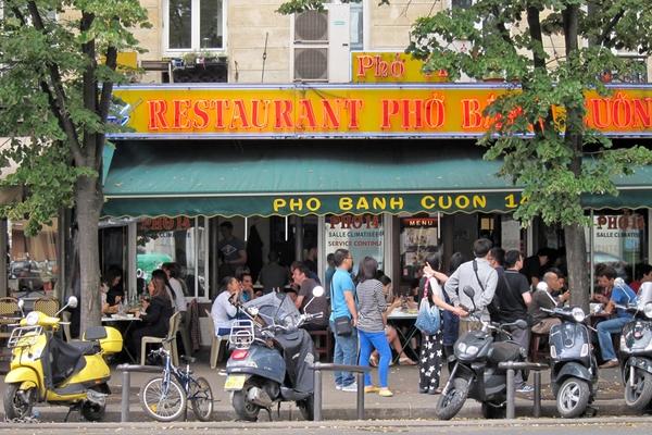 Top 5 nhà hàng châu Á bình dân ngon nhất ở Pháp 3