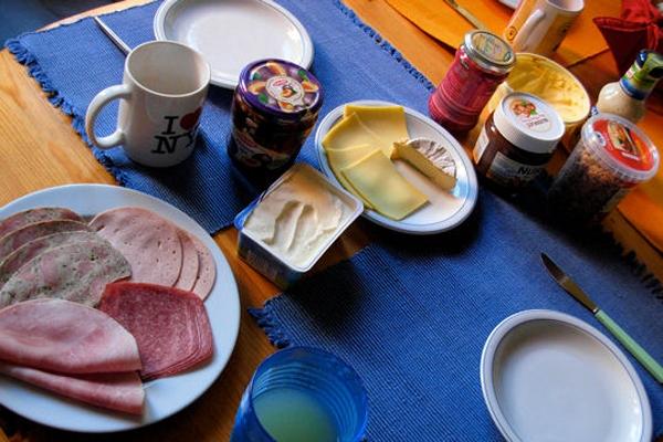 Thích thú với những bữa sáng ngon lành trên thế giới 7