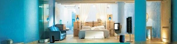 Những biến hóa nội thất phong cách với sofa màu ngọc lam 8