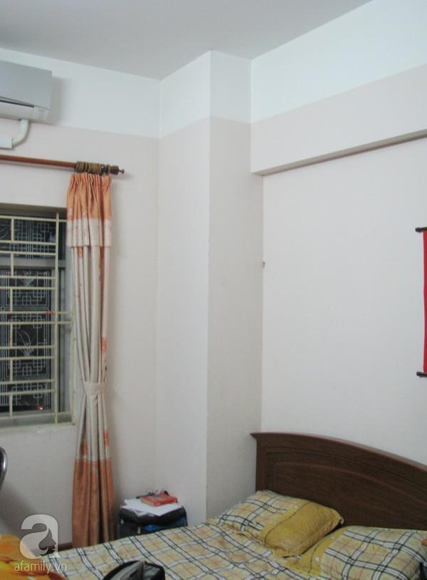 Ngắm hai phòng ngủ đẹp lung linh sau khi cải tạo ở Hà Nội 13