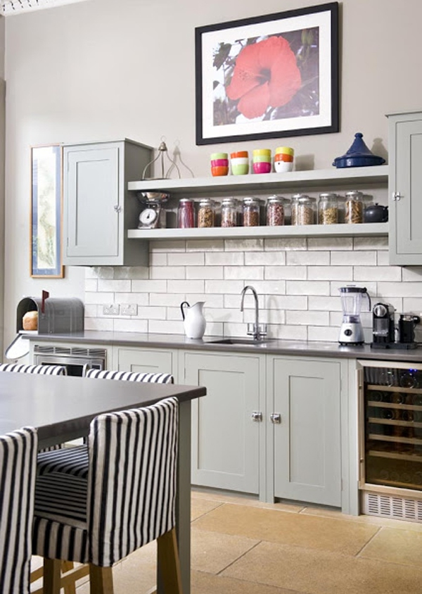 4 giải pháp lưu trữ cho phòng bếp nhỏ 2