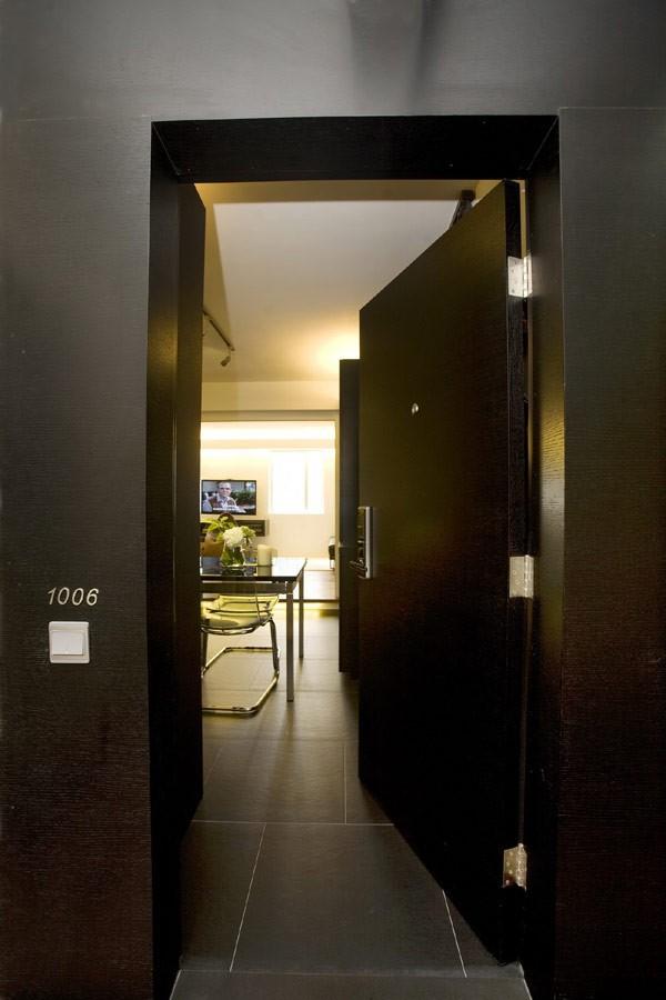 Ngắm căn hộ 48 mét vuông được bố trí nội thất cực thông minh 1