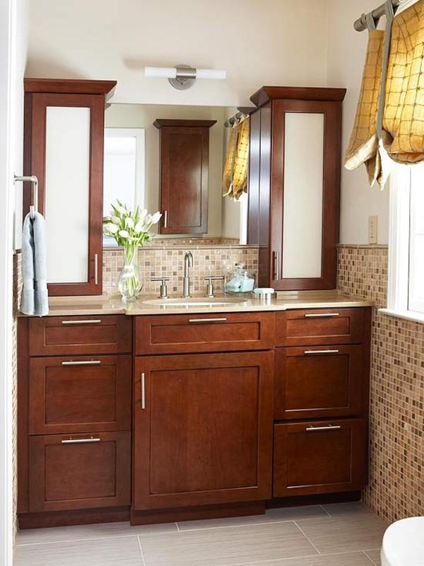Giải pháp lưu trữ thông minh cho phòng tắm nhỏ  3
