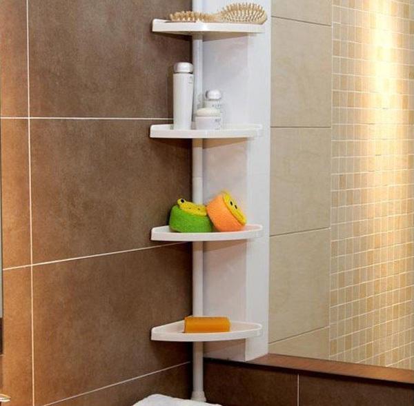 Giải pháp lưu trữ thông minh cho phòng tắm nhỏ  5