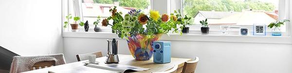 Phòng bếp xinh nhờ nội thất và cách trang trí thông minh  6