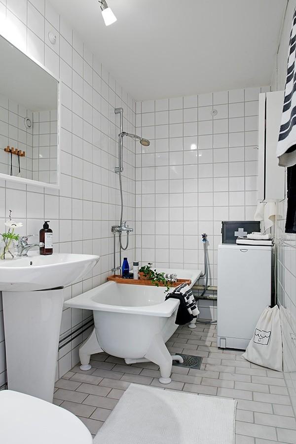 Căn hộ 42m² mang phong cách Scandinavia đơn giản nhưng tinh tế 15