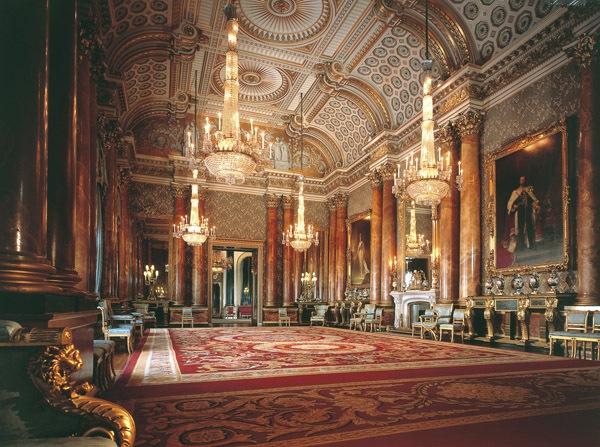Ngắm cung điện xa hoa của Hoàng tử nhí nước Anh 10