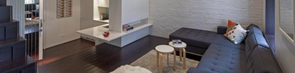 Căn hộ 33m² tiện nghi nhờ bài trí nội thất 13