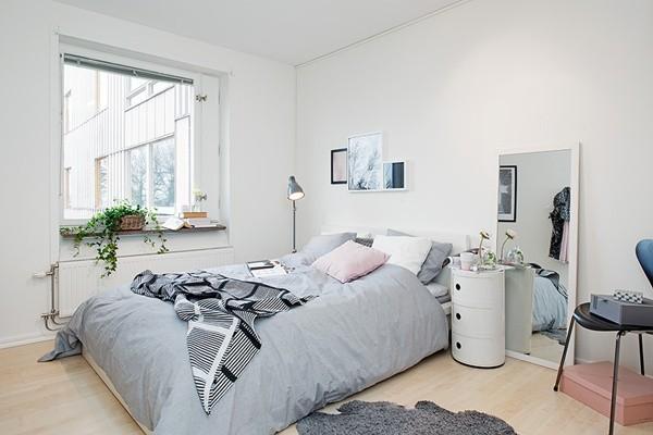 Căn hộ 42m² mang phong cách Scandinavia đơn giản nhưng tinh tế 11