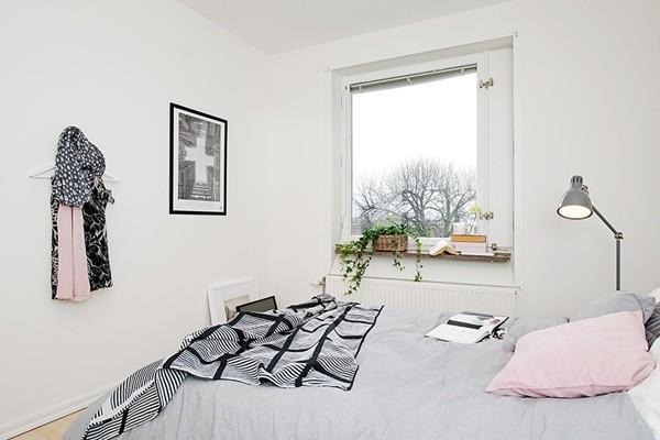 Căn hộ 42m² mang phong cách Scandinavia đơn giản nhưng tinh tế 12