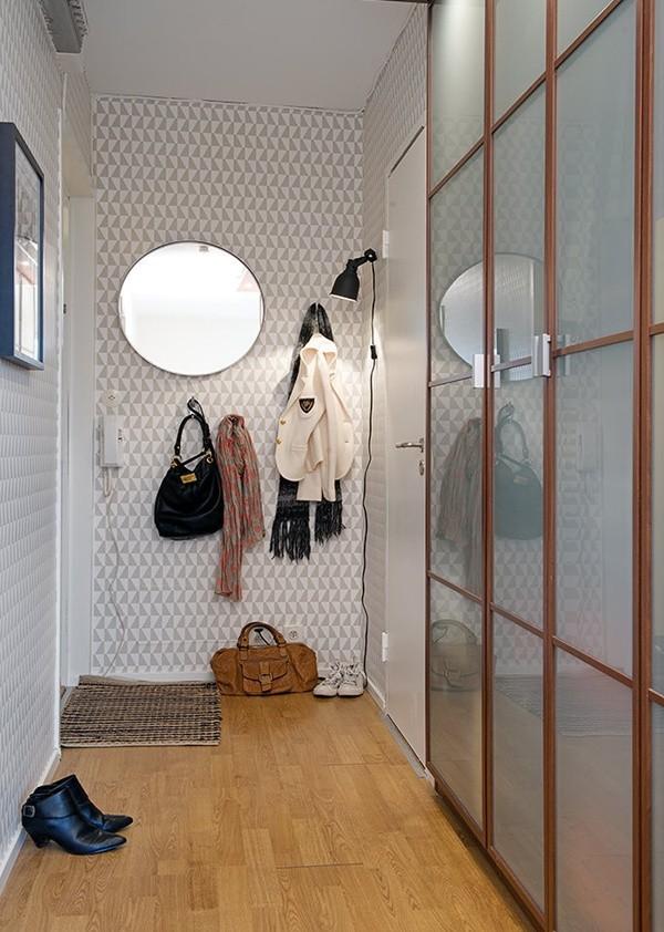 Căn hộ 42m² mang phong cách Scandinavia đơn giản nhưng tinh tế 1