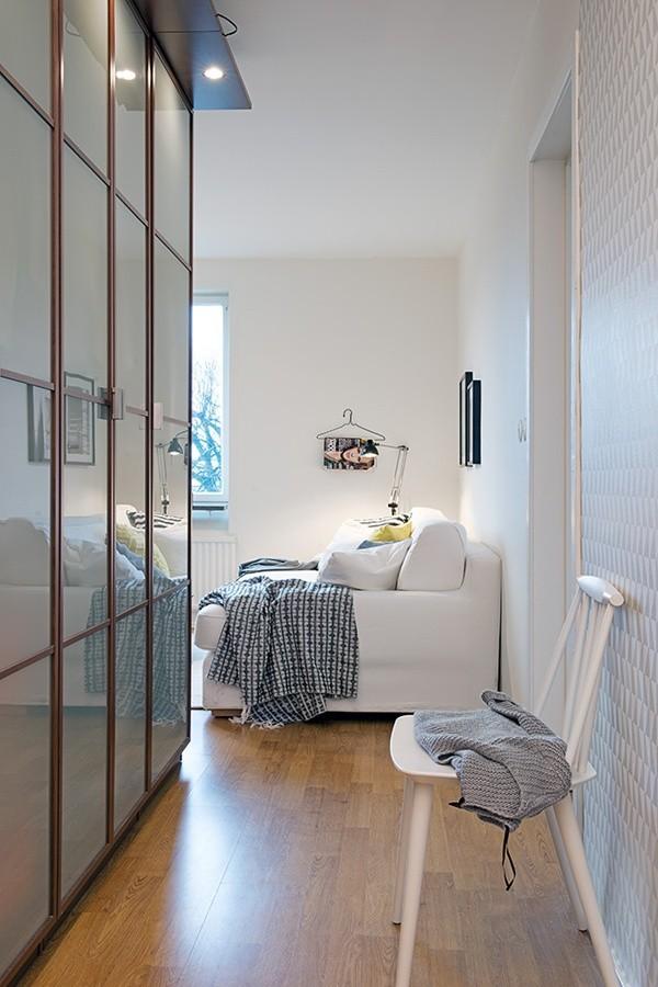 Căn hộ 42m² mang phong cách Scandinavia đơn giản nhưng tinh tế 2