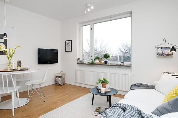 Căn hộ 42m² mang phong cách Scandinavia đơn giản nhưng tinh tế 3