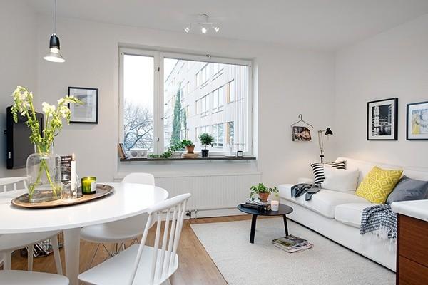 Căn hộ 42m² mang phong cách Scandinavia đơn giản nhưng tinh tế 4