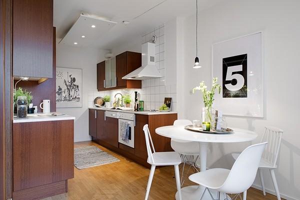 Căn hộ 42m² mang phong cách Scandinavia đơn giản nhưng tinh tế 8