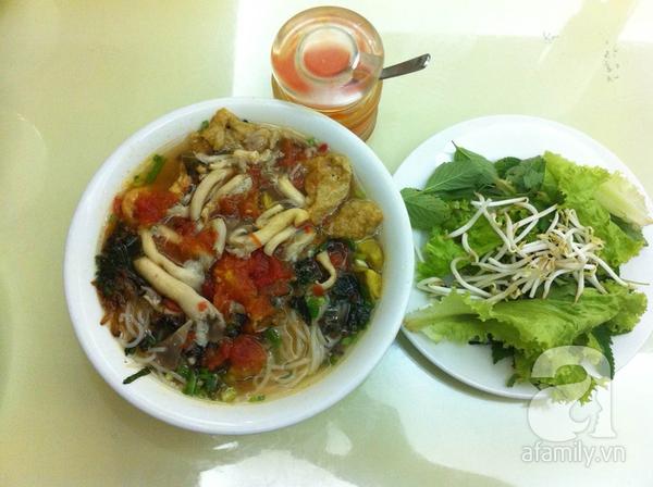 Điểm danh các quán chay ngon, giá mềm tại Hà Nội 16