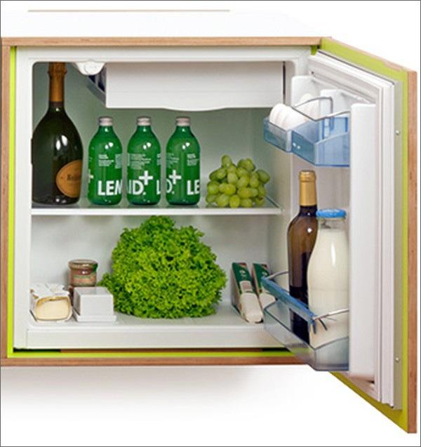 Bếp treo - giải pháp tuyệt vời cho căn hộ không có nhà bếp 3