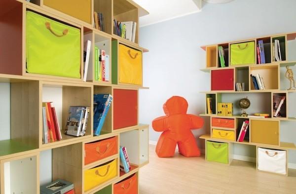 Những mẹo lưu trữ thông minh cho phòng trẻ 3