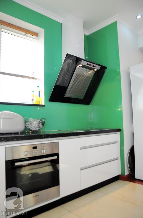 Thăm căn hộ có không gian bếp hoàn hảo tại Dịch Vọng – Hà Nội 10