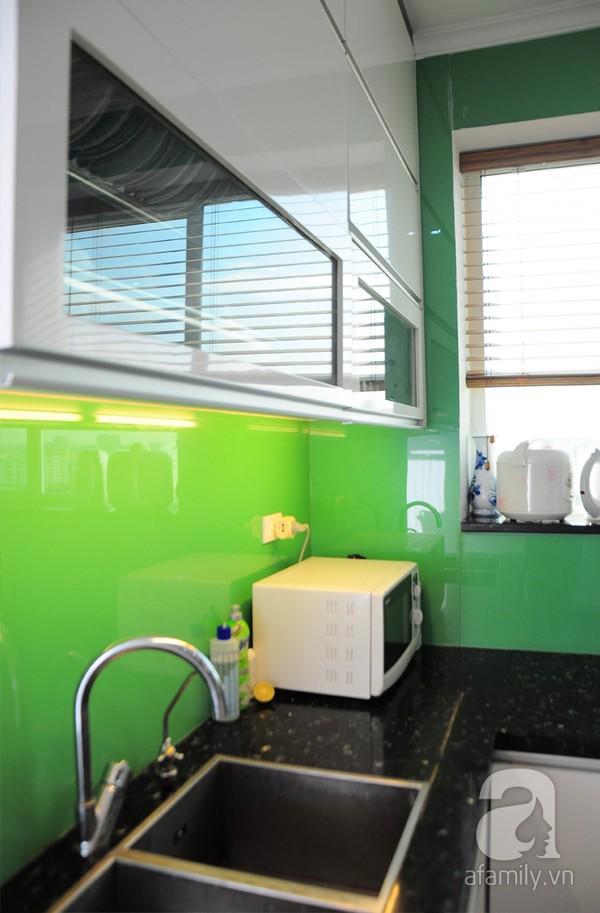 Thăm căn hộ có không gian bếp hoàn hảo tại Dịch Vọng – Hà Nội 11
